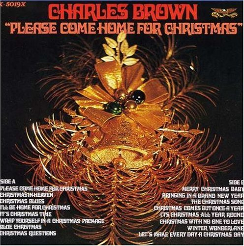 please come home for christmas charles brown amazonca music - Please Come Home For Christmas Aaron Neville