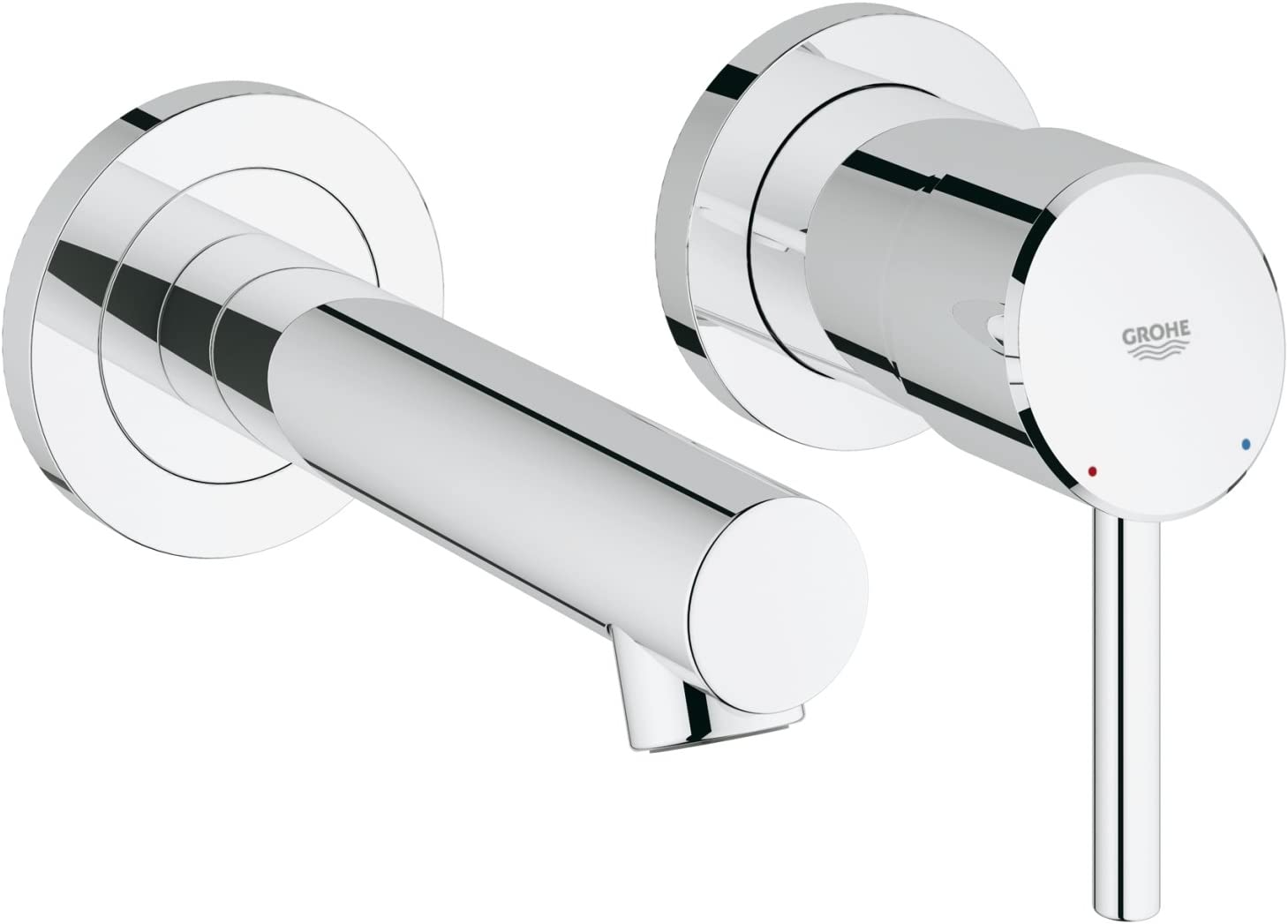 GROHE 19575001 | Concetto 2-Hole Bathroom Tap