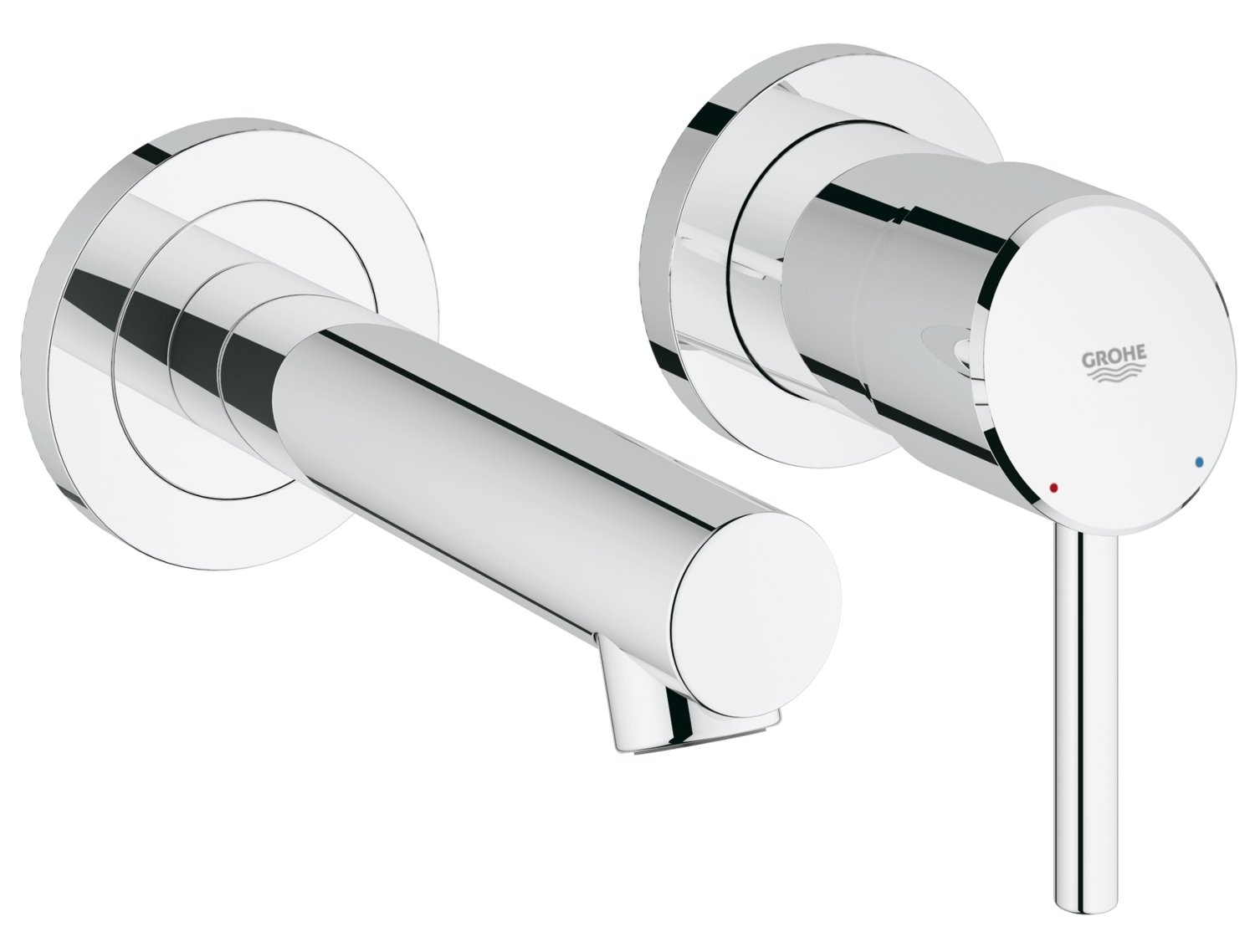 S-Size ( wall-mount ) GROHE 3224010E   Concetto Basin Mixer Tap