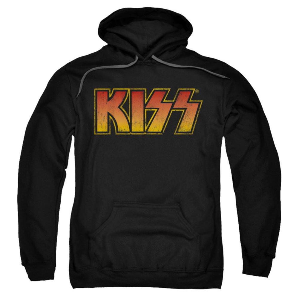 Kiss - Herren Klassische Kapuzen