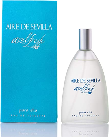 AIRE DE SEVILLA Azul Fresh Agua de Colonia - 150 ml (1263-35839 ...