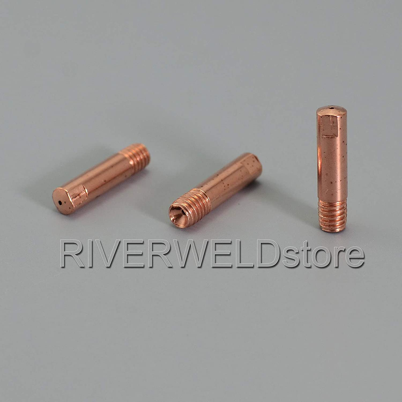MB15 AK MIG MAG tube contact 140,0059 /& buse de soudure mig M6 145,0075 21pcs
