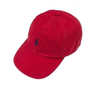 Ralph Lauren - Ensemble Bonnet, écharpe et Gants - Homme Rouge Rot Taille  Unique  Amazon.fr  Vêtements et accessoires dc1f605127b