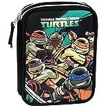 toys tortugas ninja - Plumier Tortugas Ninja Fight Doble