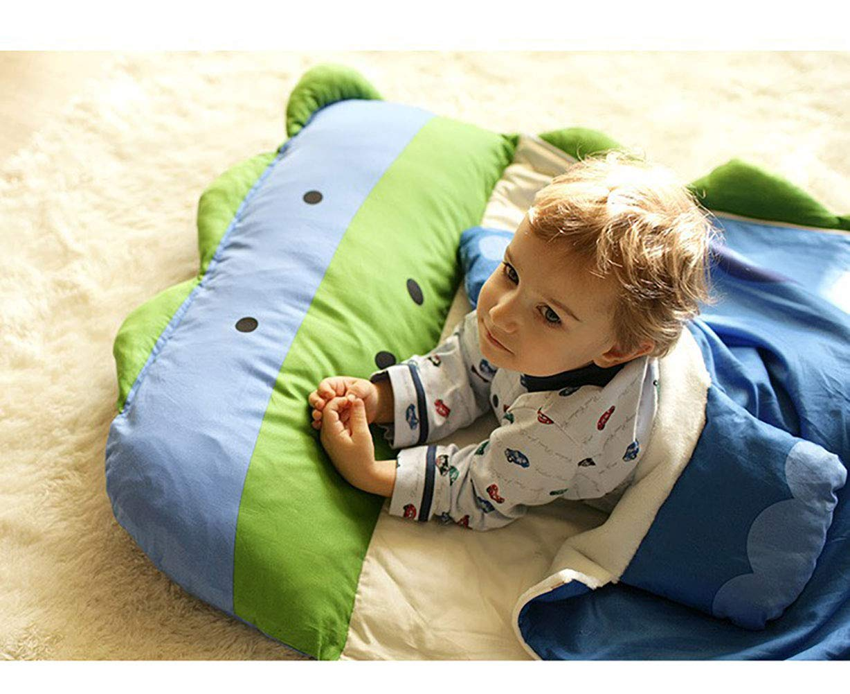EsTong Unisex Children's Sleeping Bag Dinosaur Kids Camping Indoor Outdoor Traveling Sleepsacks Dinosaur by EsTong (Image #5)