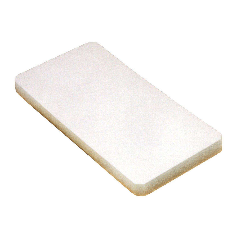 Contec VKSPONGE-1 VertiKlean Disposable Cleanroom Sponge, Single-Ply, 8.5'' Length x 4.25'' Width x .62'' Height (Case of 96)