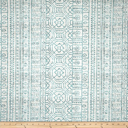 Premier Prints Twill Devada Canal Fabric By The - Shades Canal On