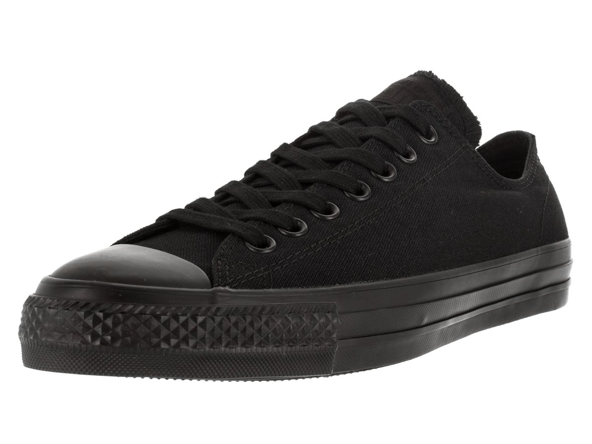 Converse Unisex Chuck Taylor All Star Pro Ox Black/Black Skate Shoe 13 Men US by Converse
