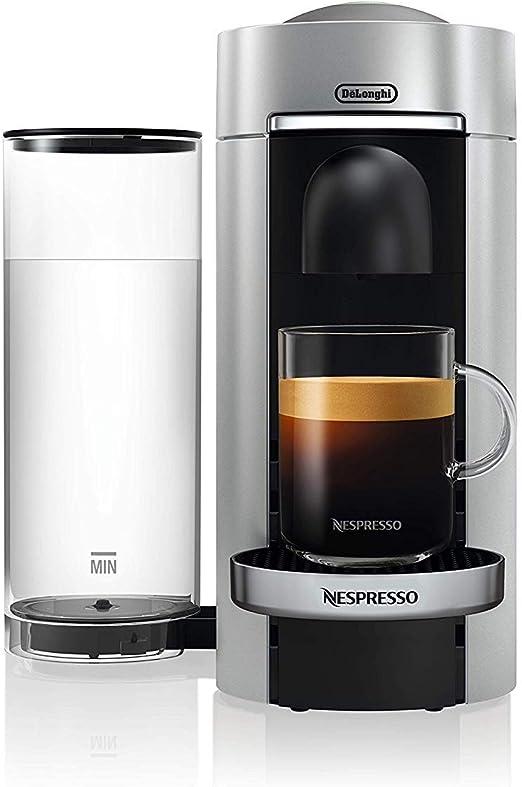 DeLonghi ENV 155.S Nespresso Vertuo, 1260 W, 1.7 litros, plástico ...