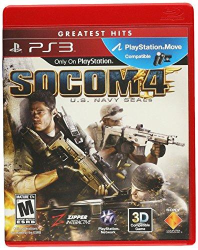 (SOCOM 4: U.S. Navy Seals - Playstation 3)