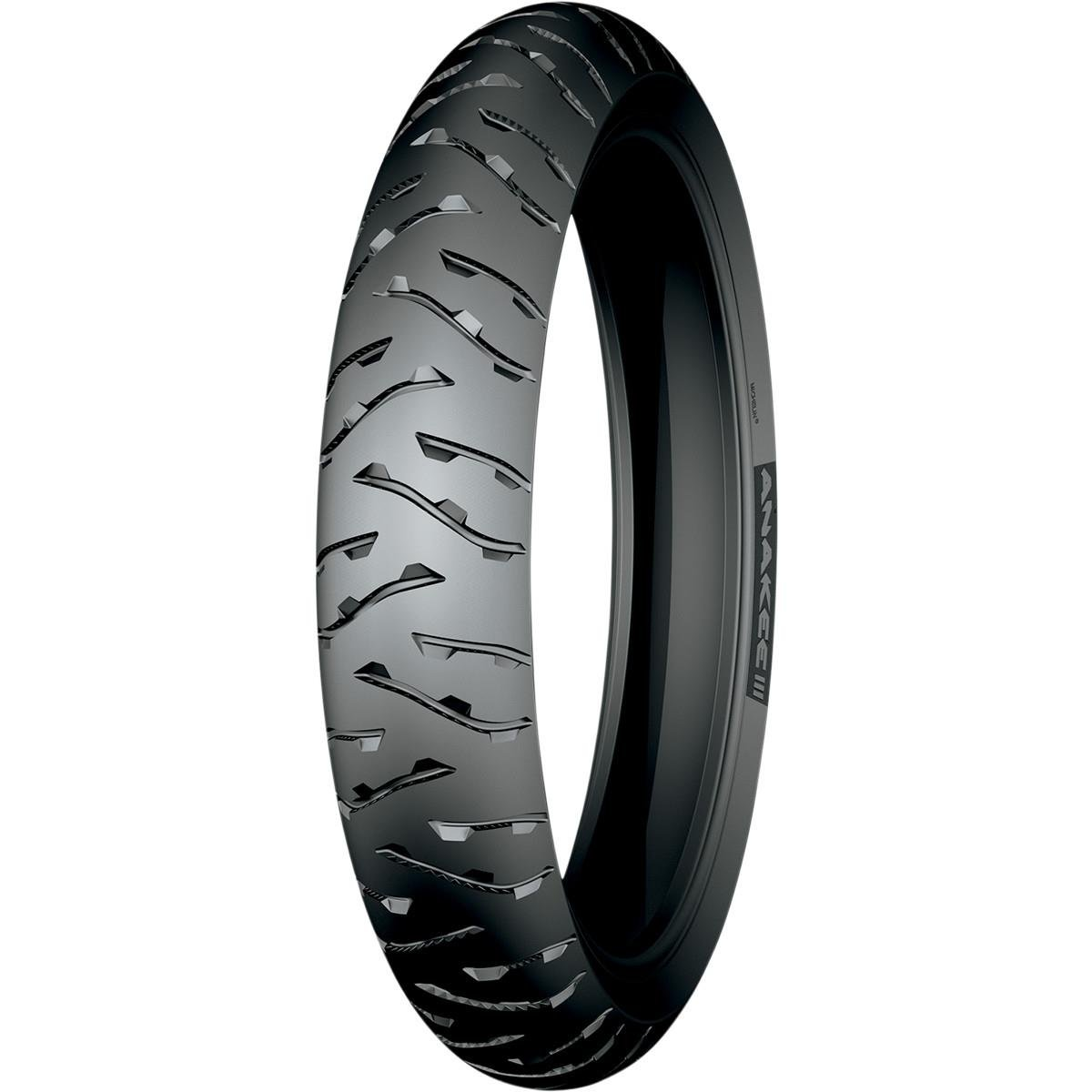 Michelin Anakee III Dual/Enduro Front Motorcycle Radial Tire - 110/80R19 59V 4333045803