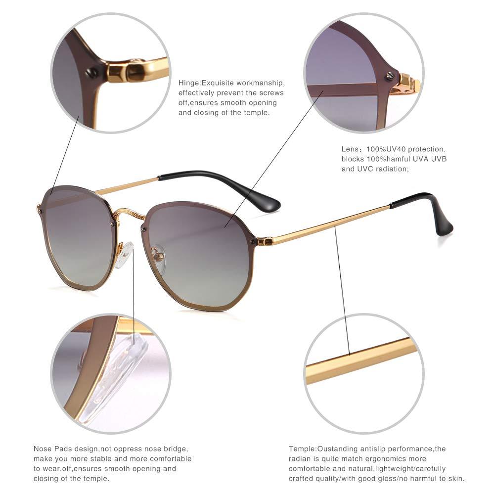 Amazon.com: 2020Ventiventi Ak17 - Gafas de sol polarizadas ...
