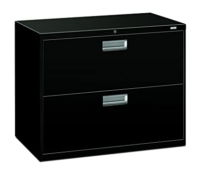 HON 2 Drawer Filing Cabinet   600 Series Lateral Legal Or Letter File  Cabinet,