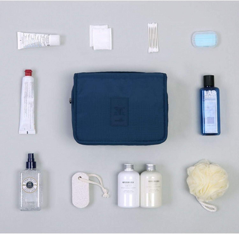 Neceser de viaje de poliéster para cosméticos, cosméticos, cosméticos, neceser para colgar hot pink talla única: Amazon.es: Belleza