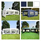 Belleze-10x20-Canopy-w-4-Removable-Side-Wall-Party-Wedding-Tent-Cater-Event-Outdoor-UV-Cover-PE-Joint-Powder-Coat