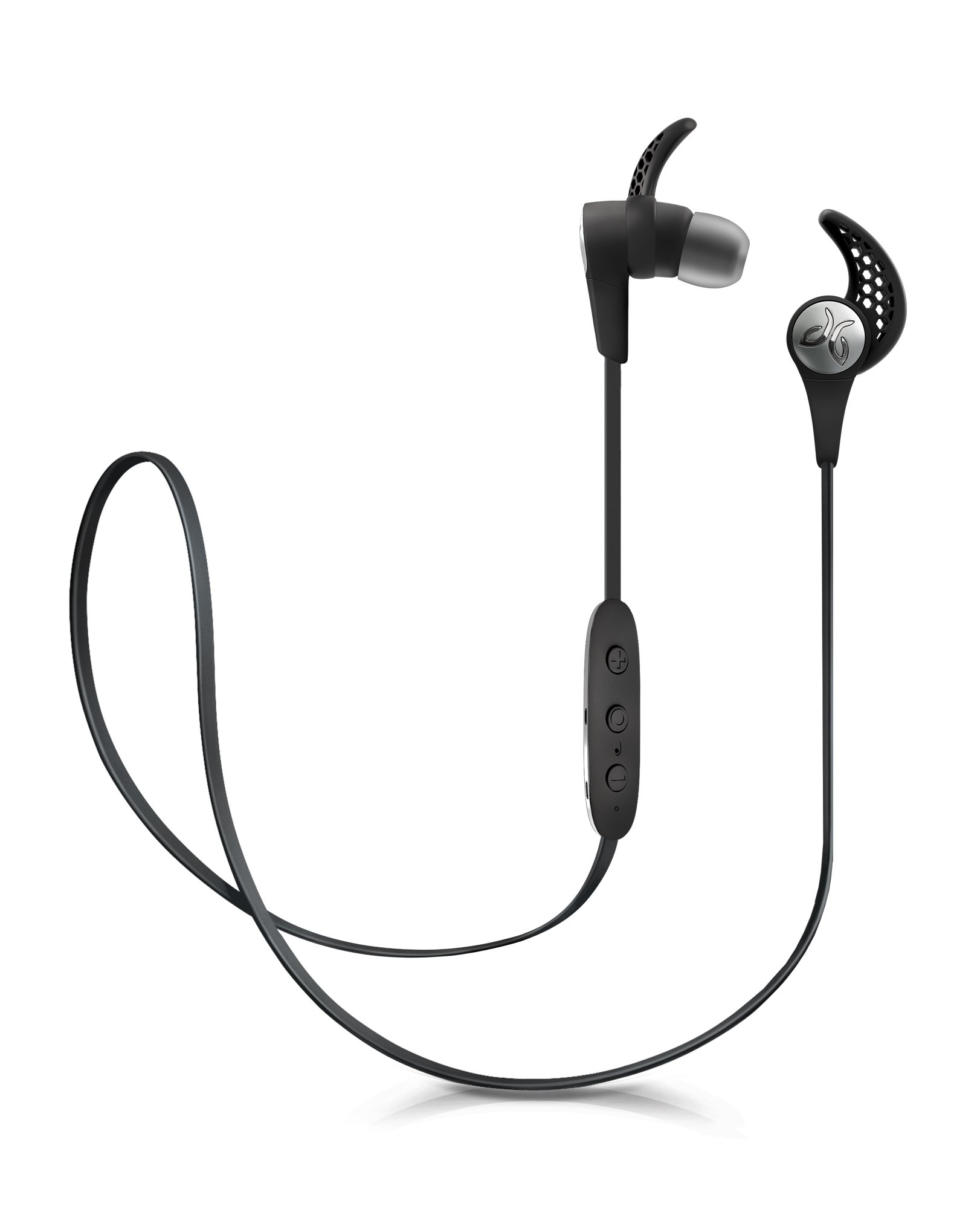 Jaybird X3 in-Ear Wireless Bluetooth Sports Headphones – Sweat-Proof – Universal Fit – 8 Hours Battery Life – Blackout by Jaybird