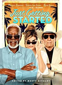 Just Getting Started [Import]