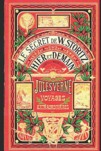 LE SECRET DE WILHELM STORITZ  [Verne, Jules] (Tapa Blanda)