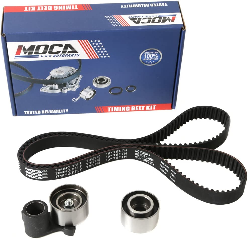 For Honda Odyssey 3.5L EngineTiming Belt Idler /& Tensioner Premium Quality