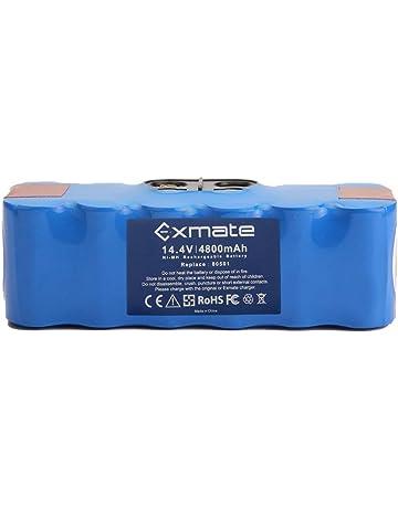 Exmate 14,4V 4.8Ah Batería de Repuesto para iRobot Roomba 80501 Roomba 500 510