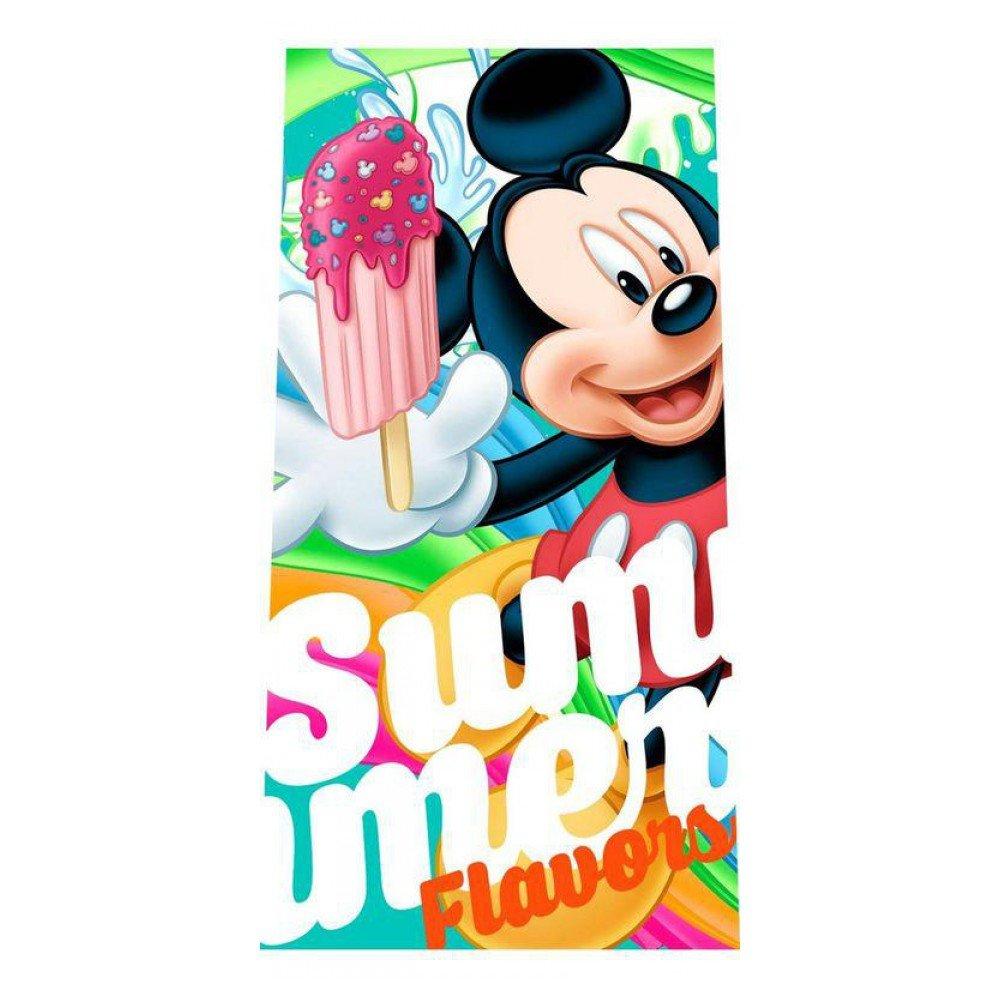Toalla de Playa Infantil Mickey Flavors Disney