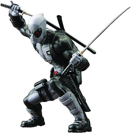 Statue Kotobukiya Marvel Maintenant ArtFX Deadpool COOK
