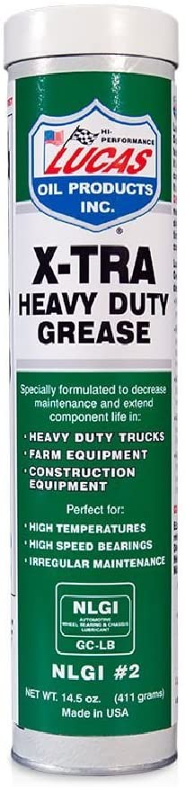 Lucas Oil  10301 Heavy Duty Grease