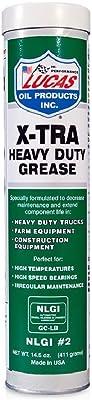 Lucas Oil 14.5 Ounce 10301 Heavy Duty Grease