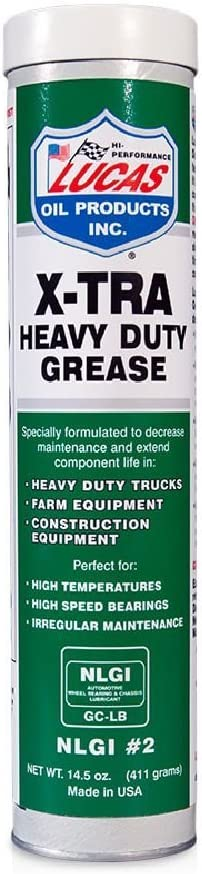 Lucas Oil 14.5 Ounce 10301 Heavy Duty Grease