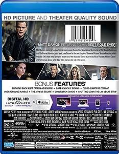 Jason Bourne (Blu-ray + DVD + Digital HD) from Universal Studios Home Entertainment