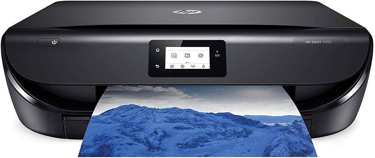 HP ENVY 5055 – Cheapest Photo Printer For Mac