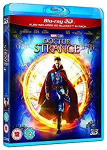 Doctor Strange [Blu-Ray + 3D] from Import-L