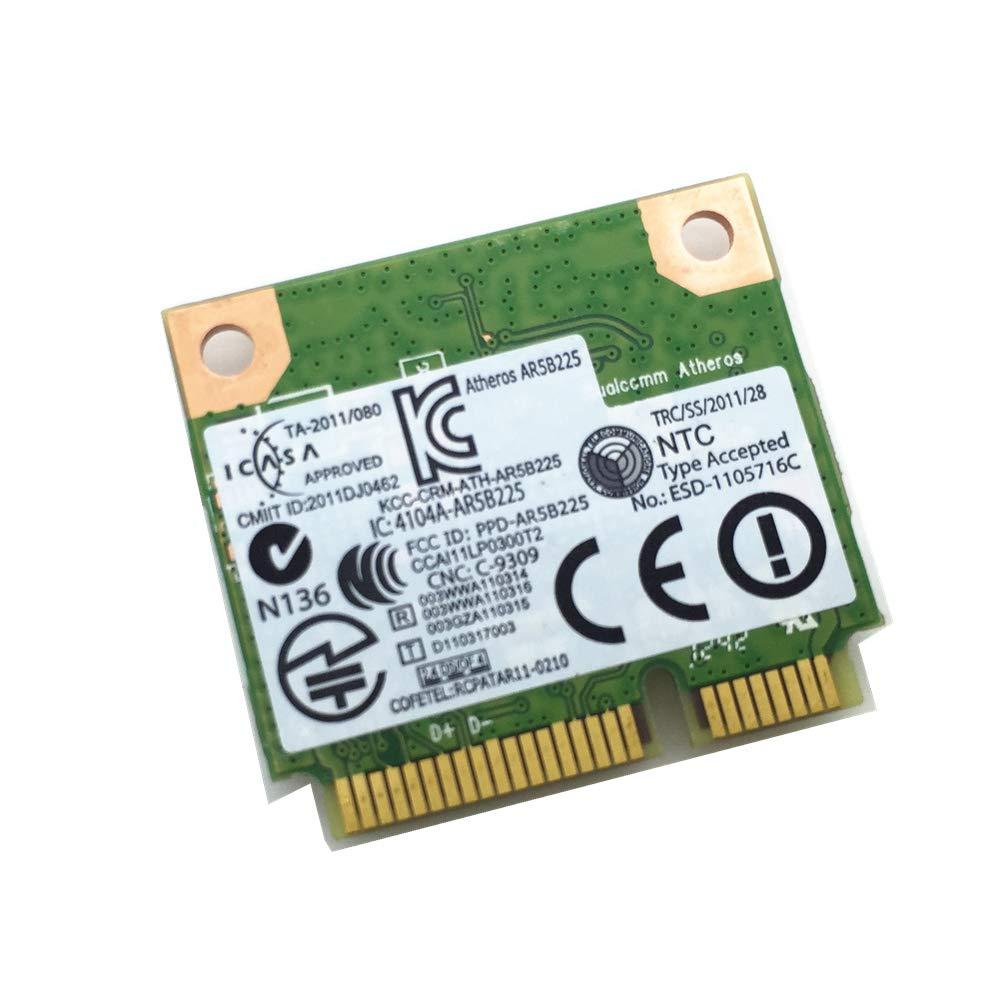 Notebook Computer Network Cards DW1703 AR5B225 Wireless N