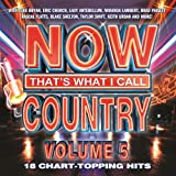 NOW That's What I Call Country, Volume 5