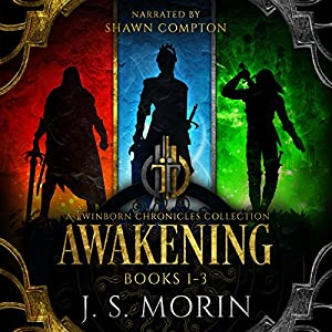 Twinborn Trilogy Collection - Book 1-3 - J.S. Morin