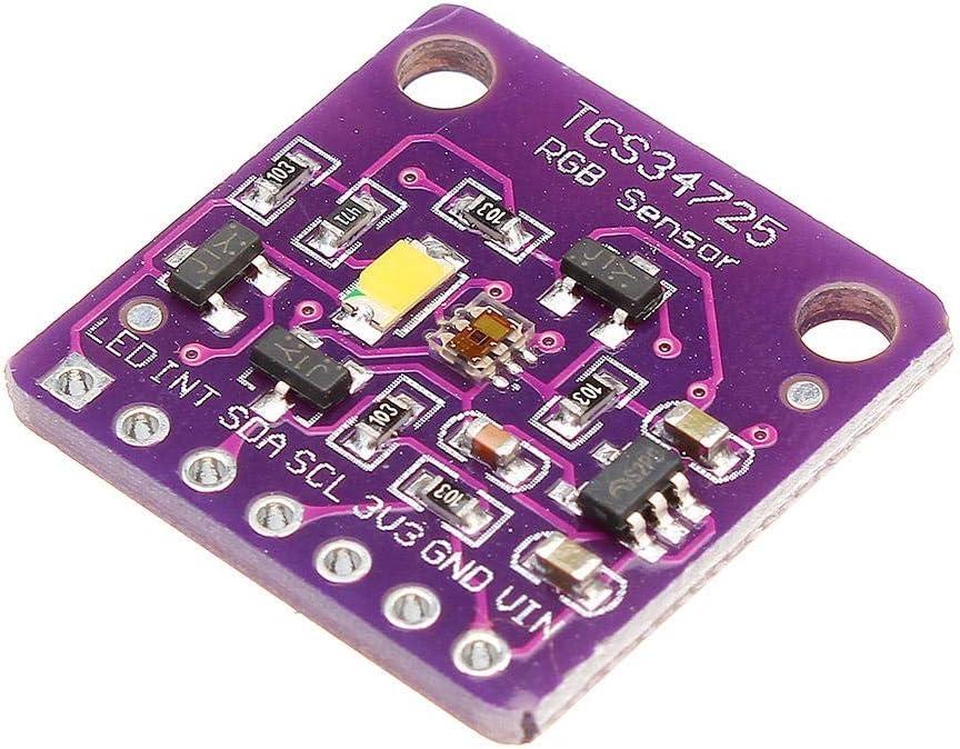 For Arduino-HENG Module Kits Accessory TCS34725 Color Sensor RGB Color Sensor Development Board Module