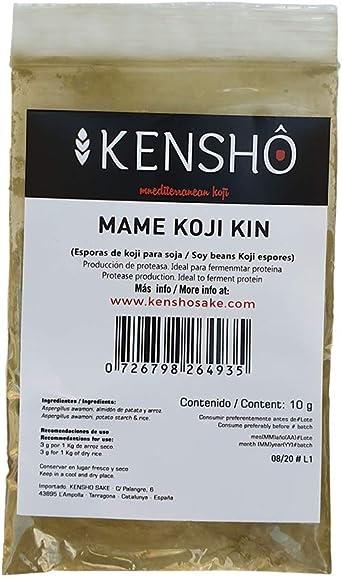 Kensho | Esporas de koji para elaboración de salsa de soja ...