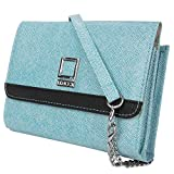 Cocktail Evening Skyblue Clutch for Huawei Phones
