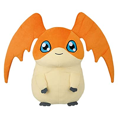 "Banpresto Digimon Adventure Patamon 13.5"" DX Plush: Toys & Games"