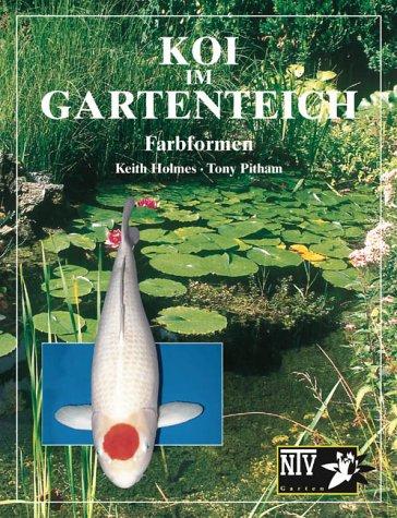 Koi im Gartenteich: Farbformen