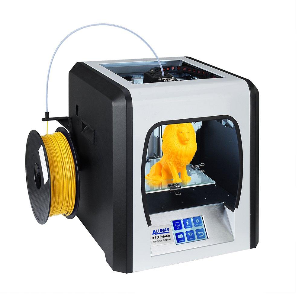 ALUNAR Impresora 3D de Nivelación Automática Metal ...