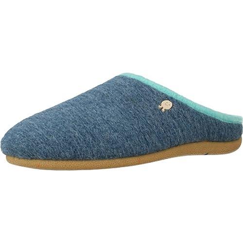 Zapatillas de estar por casa de mujer, color Azul , marca GIOSEPPO, modelo Zapatillas De Estar Por Casa De Mujer GIOSEPPO 41403G Azul: Amazon.es: Zapatos y ...