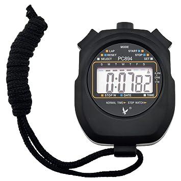 692adecd7be1 LEAP Deportes Cronómetro Digital Portátil