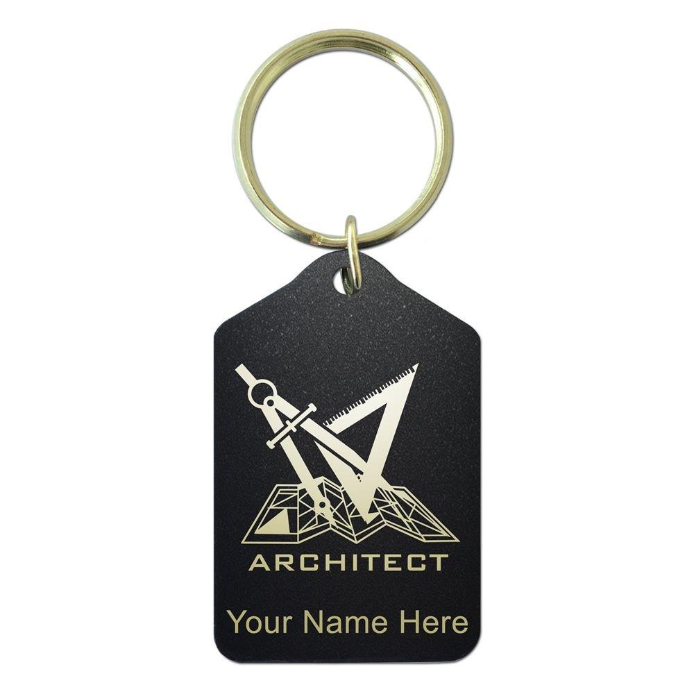 Amazon.com: Llavero – Arquitecto símbolo – grabado ...
