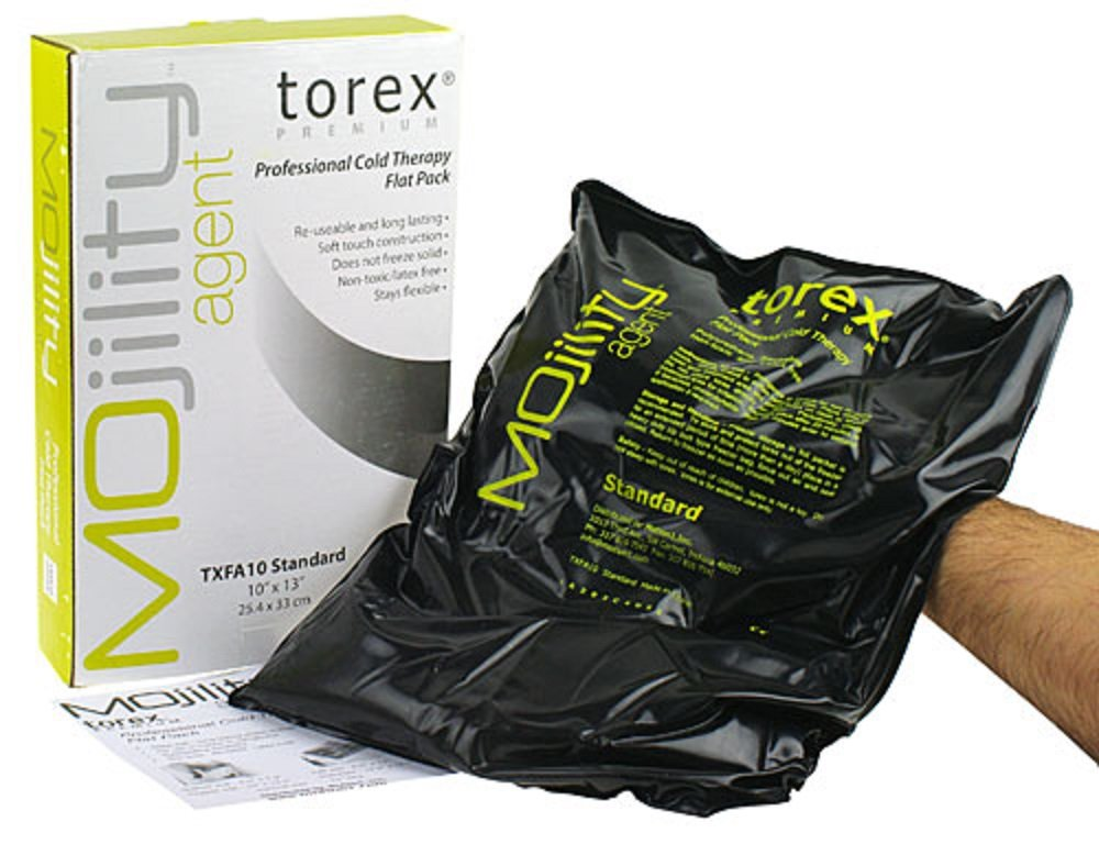 Amazon.com: Torex Mojility - Professional Hot and Cold Therapy Flat Pack - Reusable Gel Ice Pack
