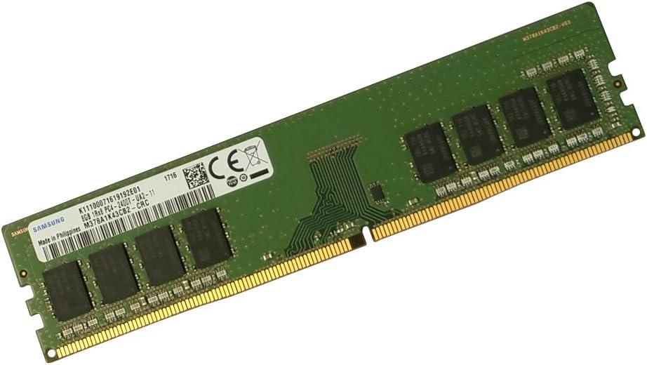SAMSUNG 8GB DDR4 PC4-19200, 2400MHZ, 288 PIN DIMM, 1.2V, CL 15 desktop RAM MEMORY MODULE M378A1K43CB2-CRC