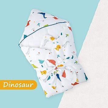 Amazon Dinosaur Newborn Baby Wrap Swaddle Blanket Receiving 0 6MonthDinosaur
