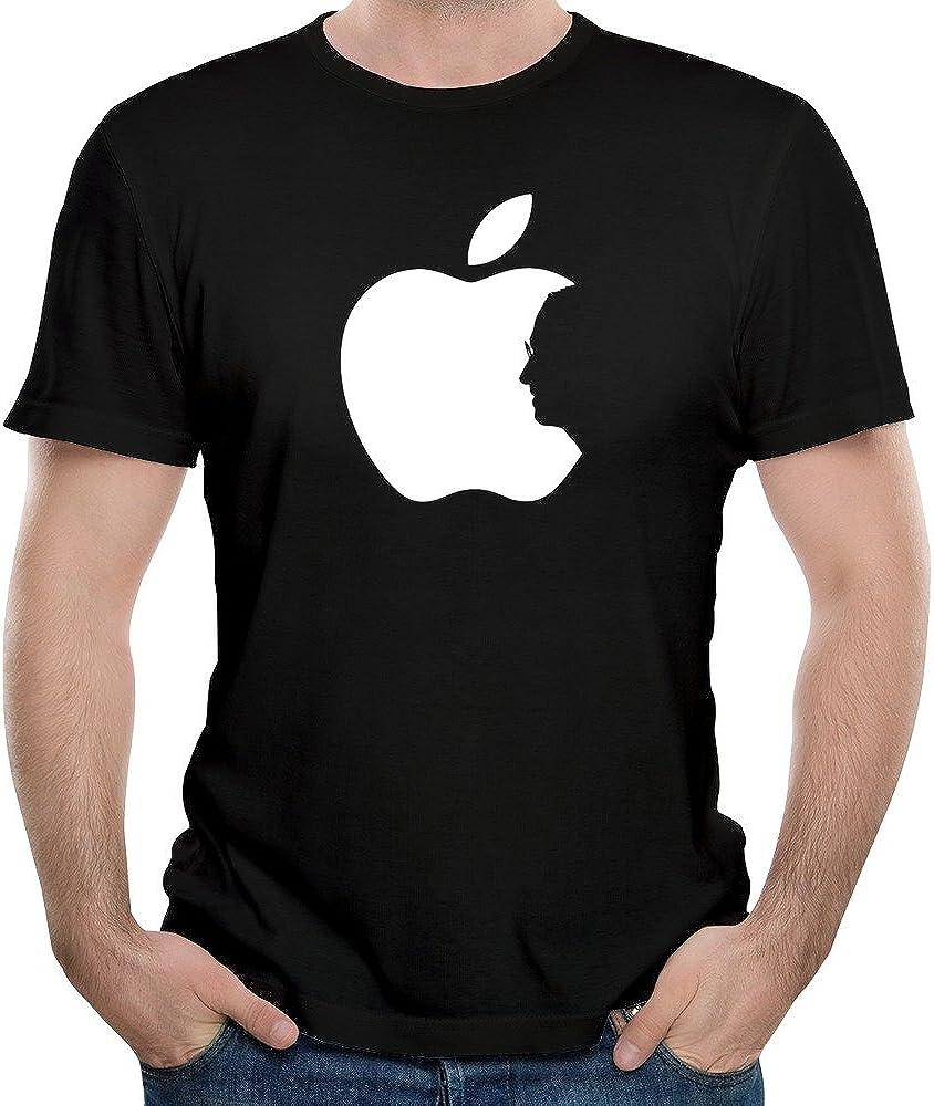 Matthew Macadam Men iPhone IPad iTunes Apple CEO Steve Jobs T-Shirts