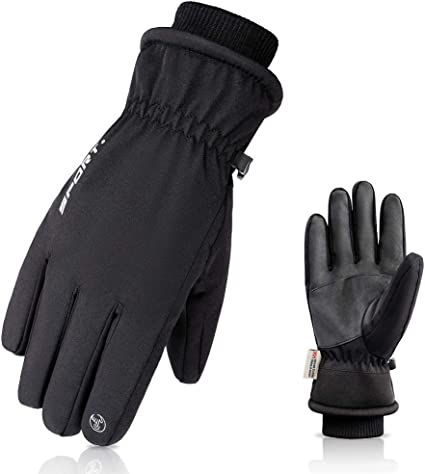 Winter Thermal Outdoor Sports Touch Screen Glove Cycling Moto Ski Warm Gloves US