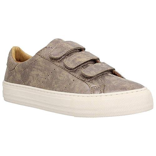 No Name - Zapatillas de Deporte de Sintético Mujer, (Wood Fox Dove), 37 EU: Amazon.es: Zapatos y complementos